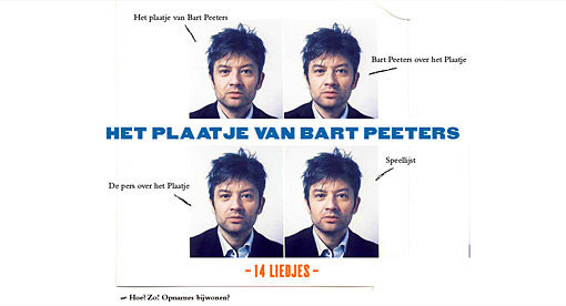de ideale man bart peeters